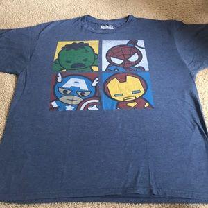 Other - Marvel men's shirt size XL